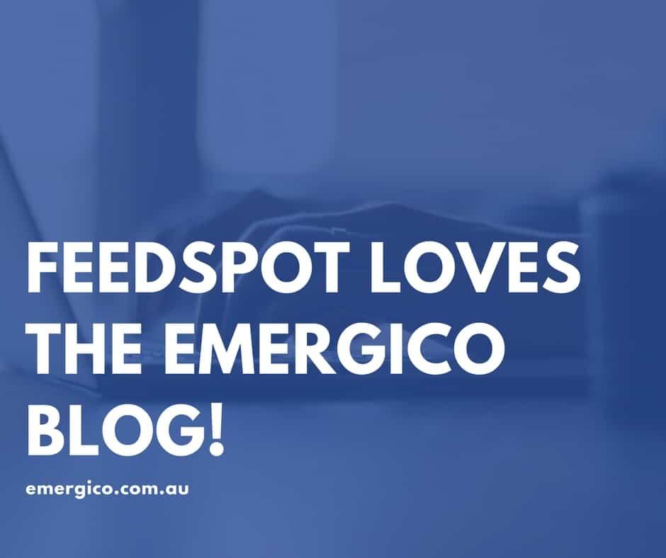 Emergico Blog Makes Top 25 List on Feedspot