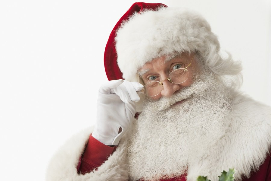 Explaining How Santa Makes It All Work